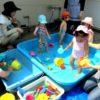 暑い夏には・・ 子育て支援センター