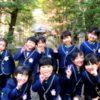 五所駒瀧神社に行ったよ☆ ふじ組